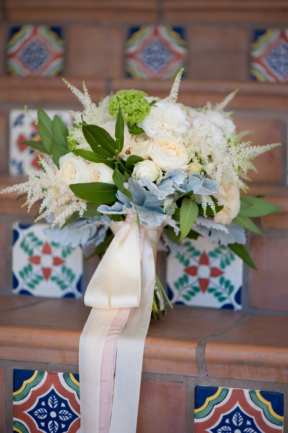 www.santabarbarawedding.com | Coco Rose Design | Floral | Wedding Flowers | Bride Bouquet White
