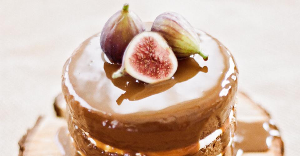 www.santabarbarawedding.com | Lele Patisserie | Wedding Cake | Wedding Cakes | Caramel Cake