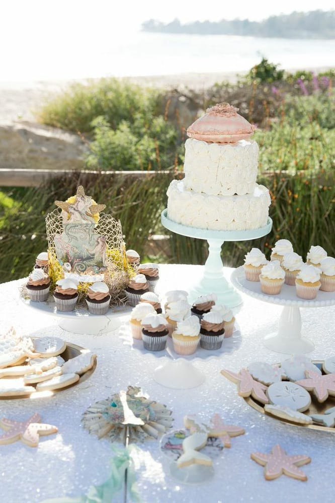 www.santabarbarawedding.com | Lele Patisserie | Wedding Cake | Wedding Cakes | Dessert Display