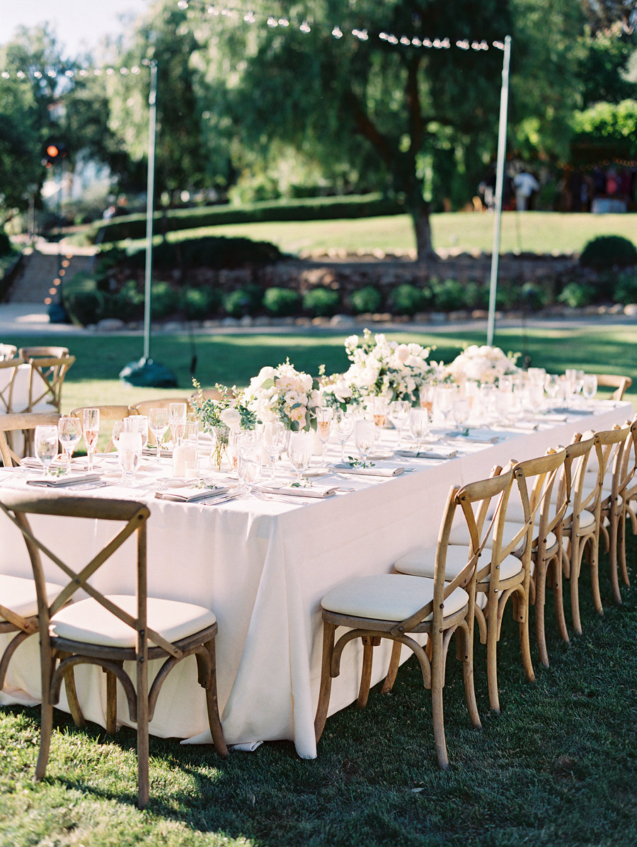 santabarbarawedding.com | photo: Lavender and Twine | Same Sex Contemporary Garden Wedding at Ojai Valley Inn
