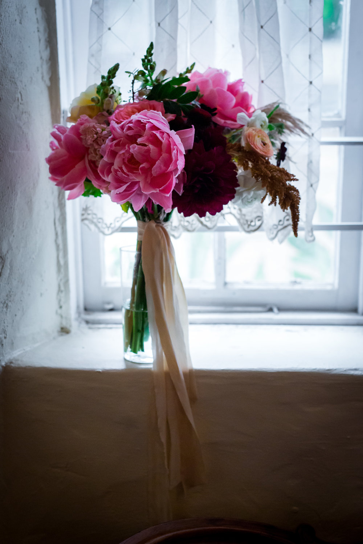 santabarbarawedding.com | Photo: Tim Halberg | Rainy Wedding Day Inspiration