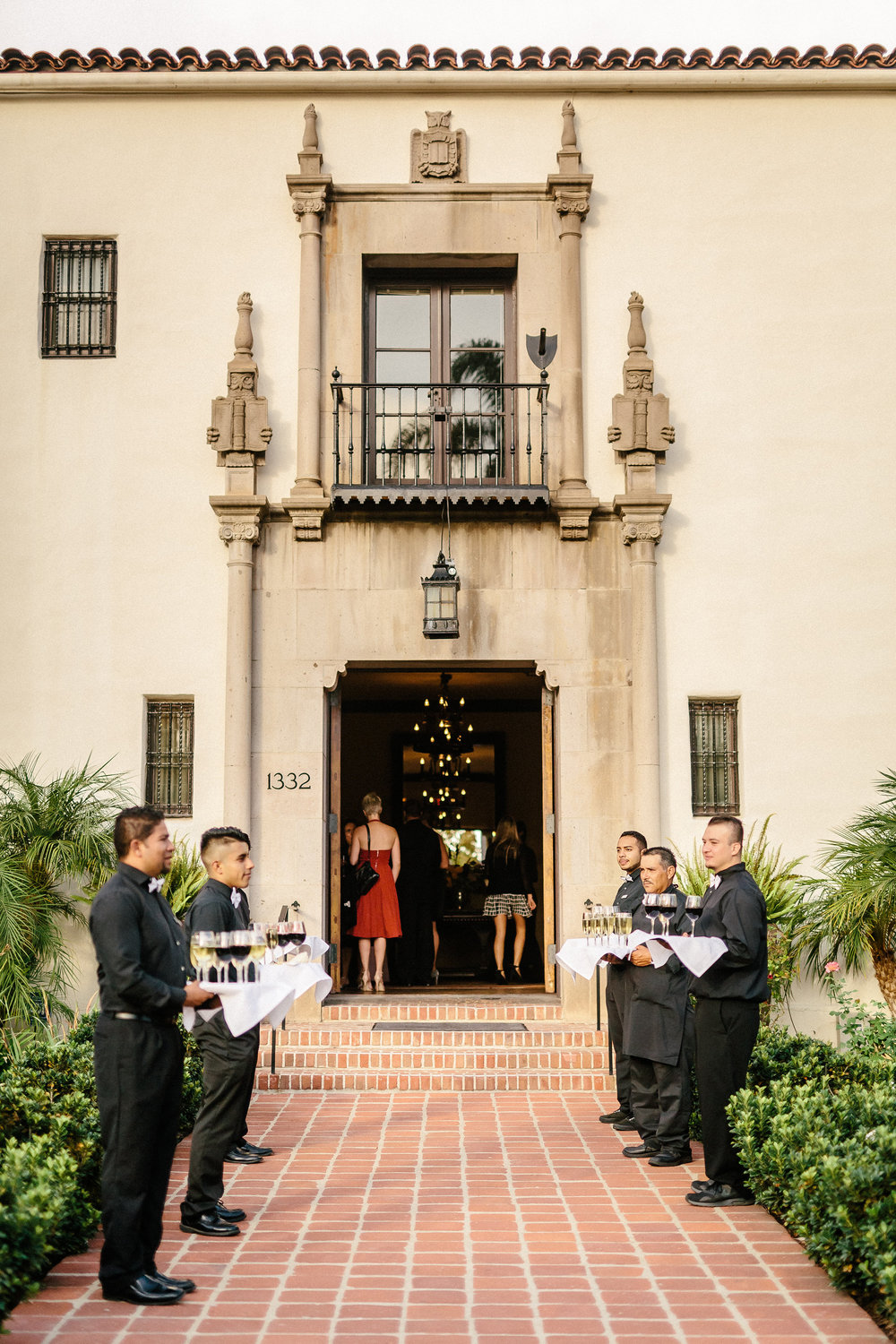 www.santabarbarawedding.com | Riviera Mansion | Matt Roberts Photography | Wedding Location