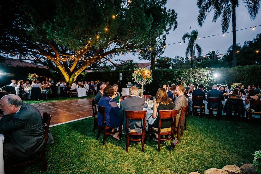 www.santabarbarawedding.com | Riviera Mansion | Matt Roberts Photography | Wedding Reception