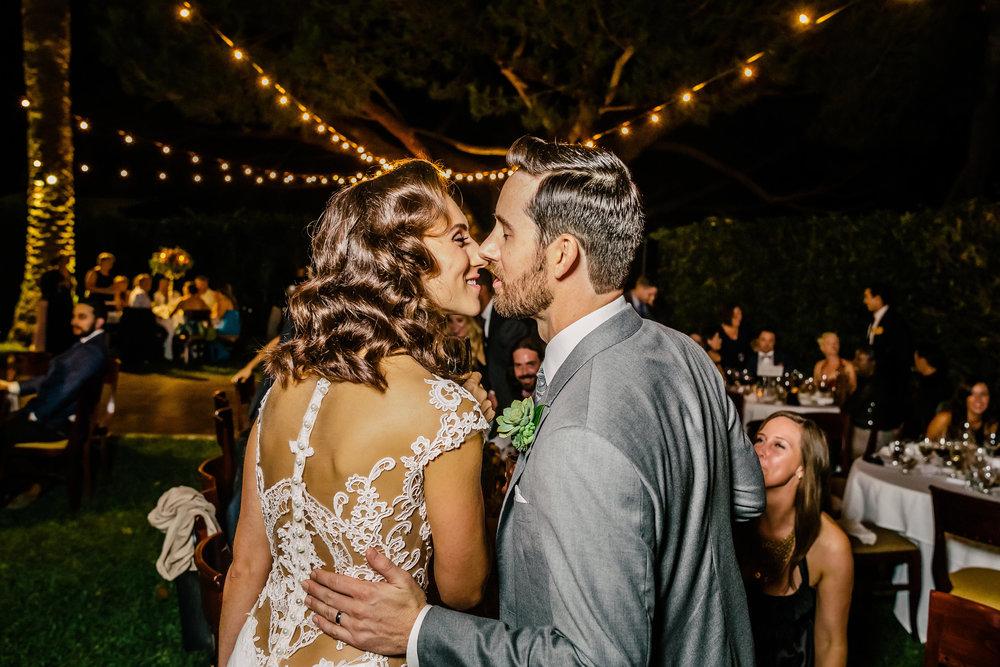www.santabarbarawedding.com | Riviera Mansion | Matt Roberts Photography | Wedding Bride and Groom