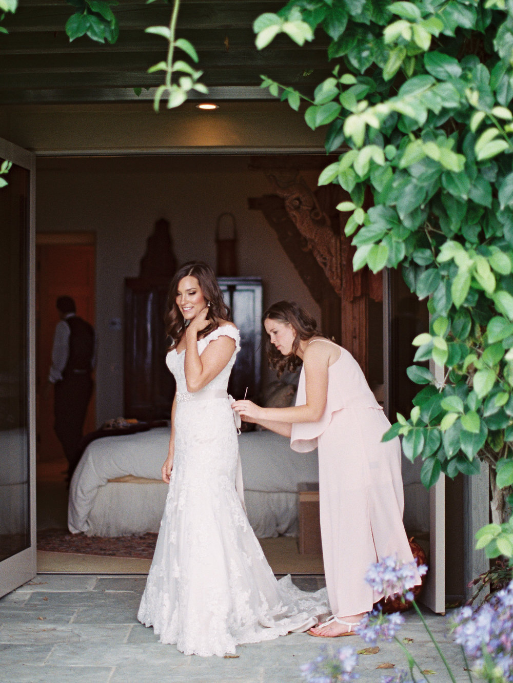 santabarbarawedding.com | photo: Jeremiah and Rachel Photography | Real wedding at the Belmond El Encanto