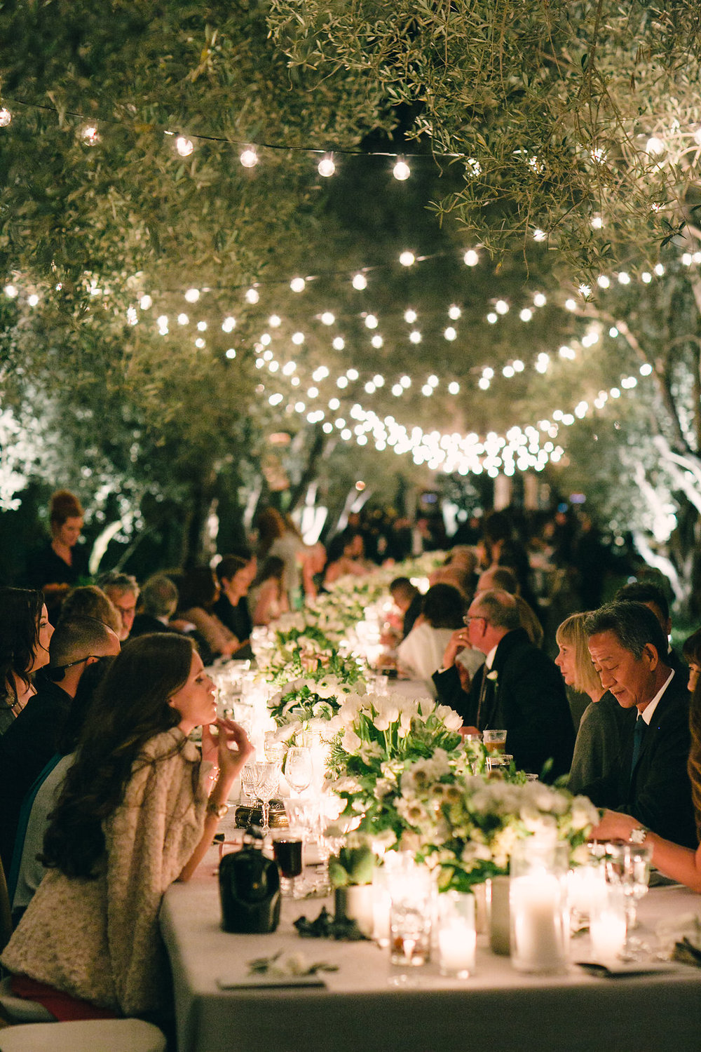 santabarbarawedding.com | Photo: Michelle Beller | Chic Black and White Wedding Ideas