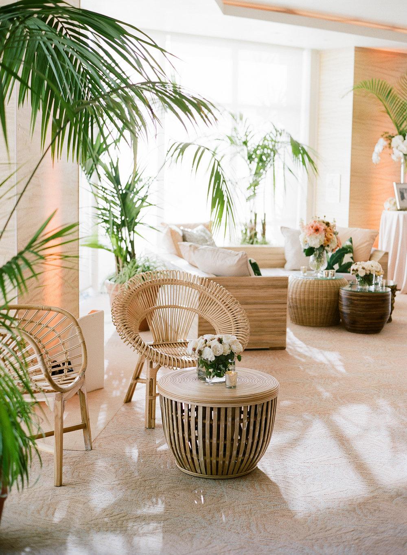 santabarbarawedding.com | photo: Joel Serrato | Palm Leaf Themed Wedding Ideas