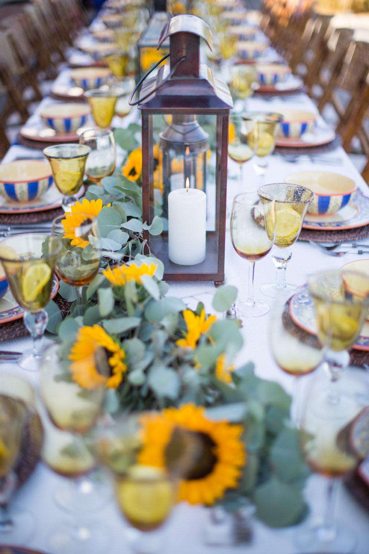www.santabarbarawedding.com | Kiel Rucker Photography | Catering Connection | Beach Estate Rehearsal Dinner | Tuscan Rehearsal Dinner