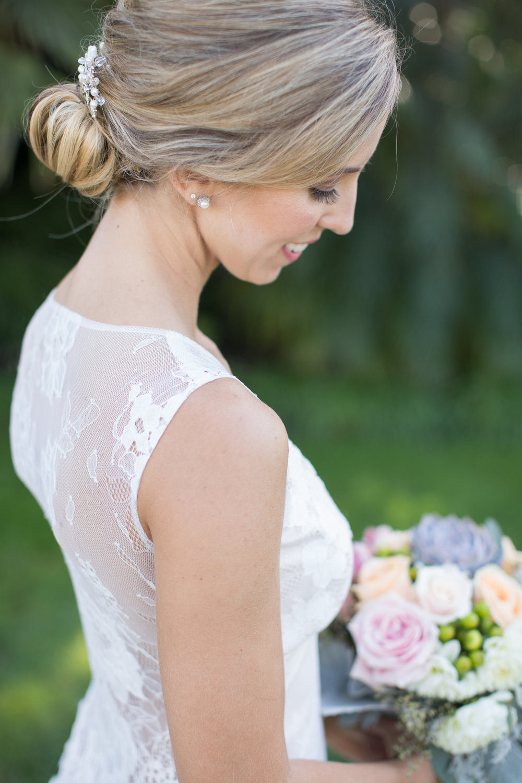 www.santabarbarawedding.com | Anna J Photography | University Club of Santa Barbara | Bride