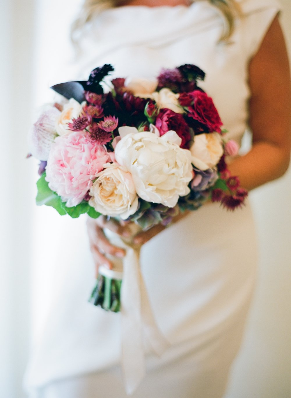 santabarbarawedding.com | Four Seasons Biltmore Wedding in Santa Barbara | Magnolia Event Design | Jose Villa | Bridal Bouquet
