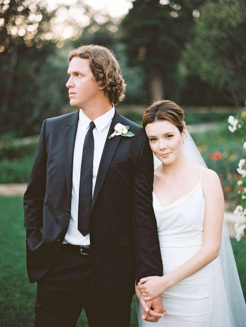 www.santabarbarawedding.com | San Ysidro Ranch | Pat Moyer Photography | Bride and Groom
