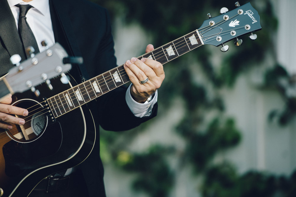 www.santabarbarawedding.com | San Ysidro Ranch | Pat Moyer Photography | Live Music
