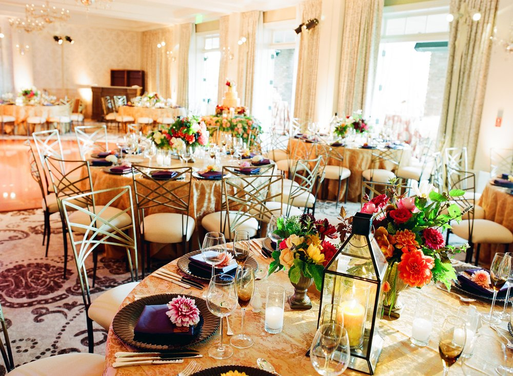 santabarbarawedding.com | Belmond El Encanto | Magnolia Event Design | Jose Villa | Wedding Reception