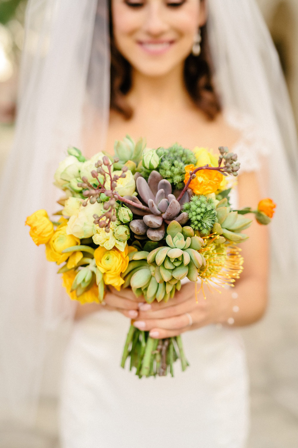 www.santabarbarawedding.com | The Riviera Mansion | Rewind Photography | Bridal Bouquet