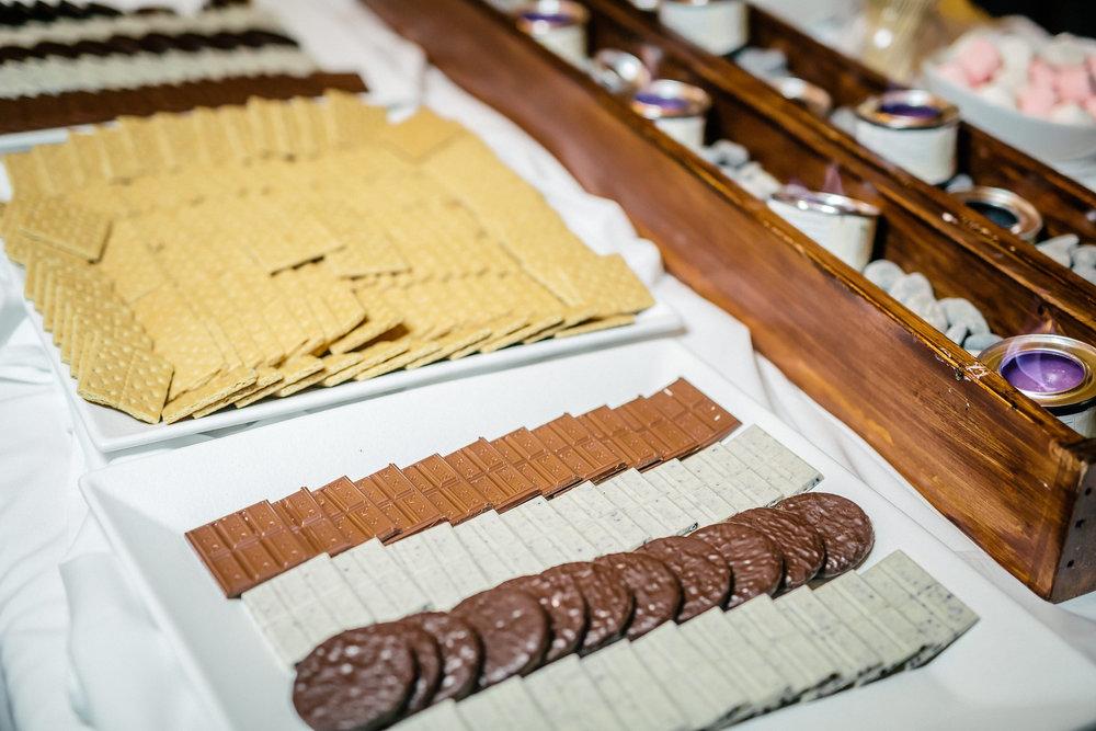 www.santabarbarawedding.com | The Riviera Mansion | Rewind Photography | Wedding Dessert Bar