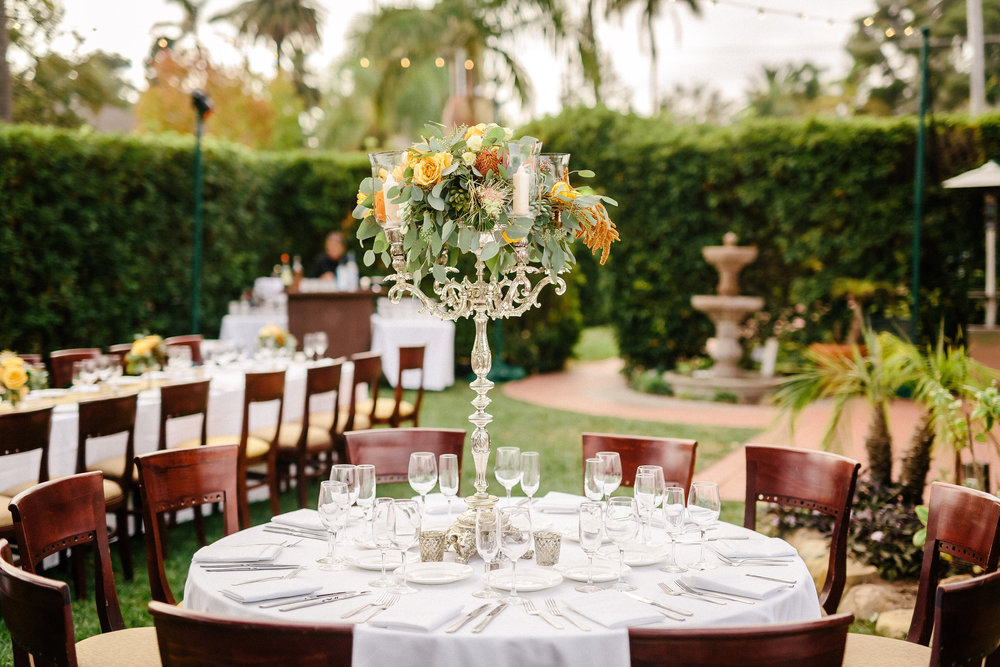 www.santabarbarawedding.com | The Riviera Mansion | Rewind Photography