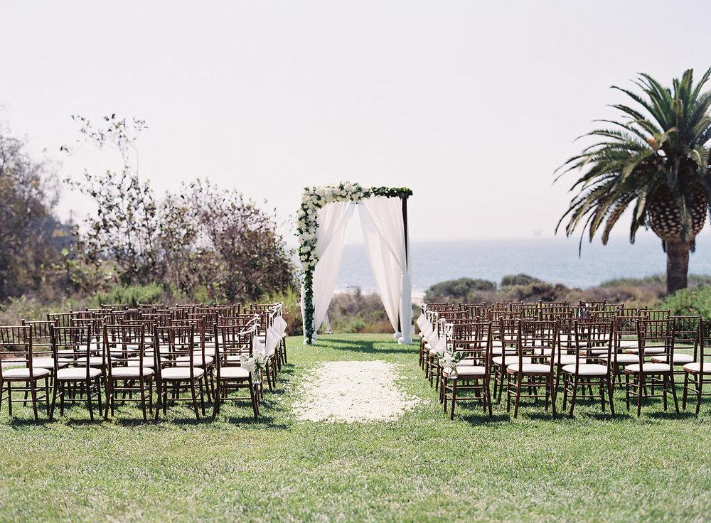 www.santabarbarawedding.com | Rani Hoover | Linda Chaja Photography | Bacara Resort | Ceremony
