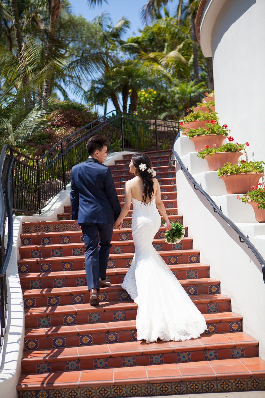 www.santabarbarawedding.com | Rani Hoover | Linda Chaja Photography | Bacara Resort
