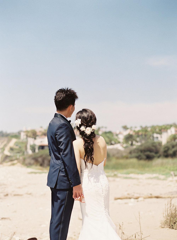 www.santabarbarawedding.com | Rani Hoover | Linda Chaja Photography | Bacara Resort | Bride and Groom