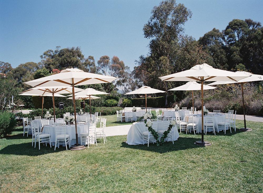 www.santabarbarawedding.com | Rani Hoover | Linda Chaja Photography | Bacara Resort | Reception