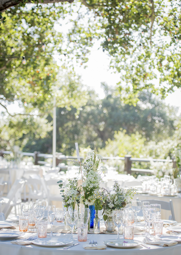 www.santabarbarawedding.com | Willa Kveta Photography | Elings Park | Reception Table