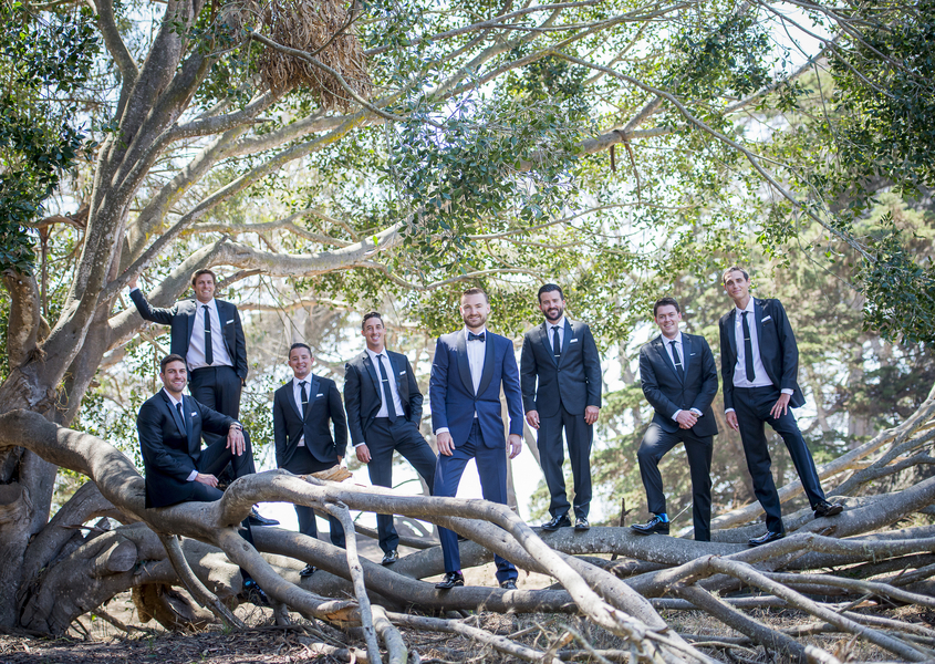 www.santabarbarawedding.com | Willa Kveta Photography | Elings Park | Groomsmen