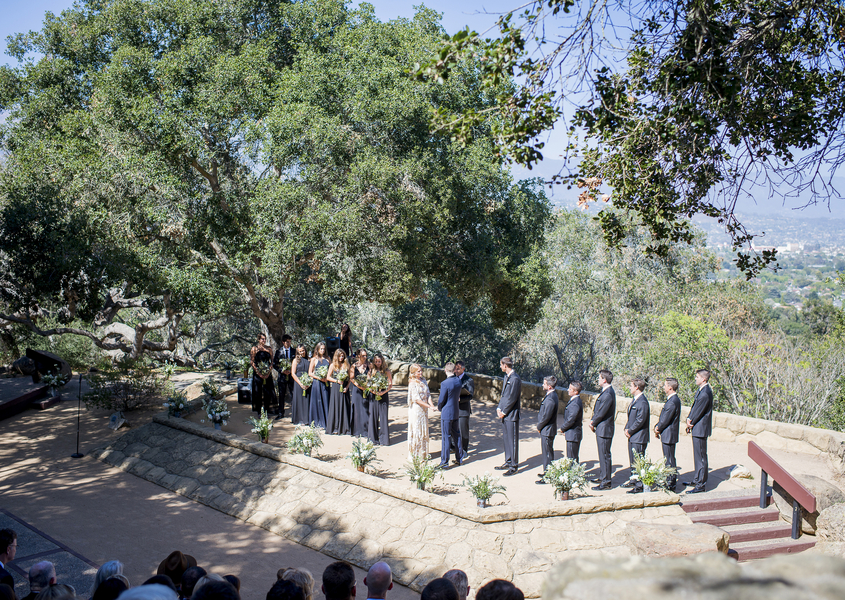 www.santabarbarawedding.com | Willa Kveta Photography | Elings Park | Ceremony