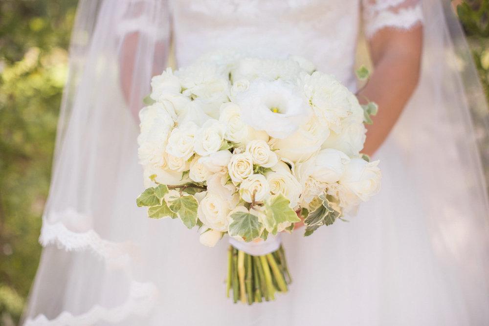 www.santabarbarawedding.com | Anna J Photography | Sogno del Fiore | Bridal Bouquet
