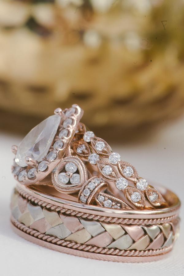 www.santabarbarawedding.com | By Cherry Photography | Rincon Beach Club | Wedding Rings
