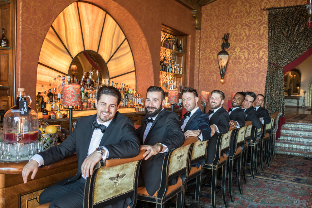 www.santabarbarawedding.com | Waller Weddings | KB Events | Groomsmen