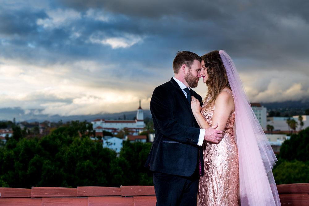 www.santabarbarawedding.com | Tim Halberg Photography | Tara Jones | Historical Museum Wedding