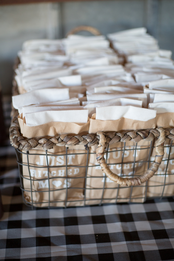 www.santabarbarawedding.com | Lauren Cicileo Photography | Miller Moth Ranch | Wedding Favors