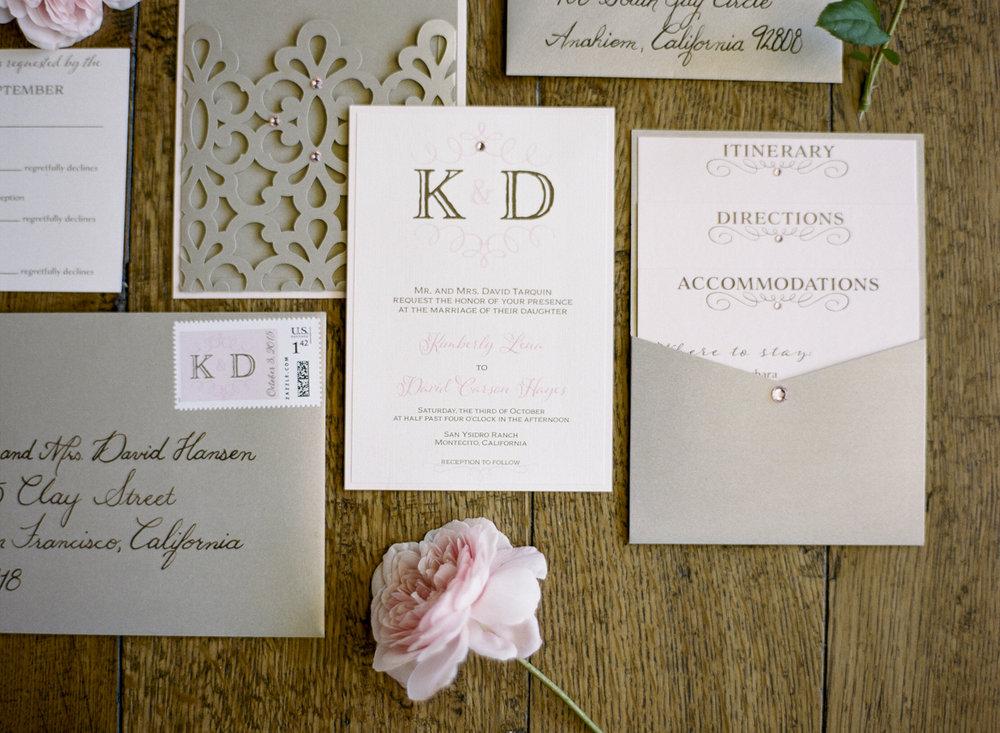 www.santabarbarawedding.com | invitation | membership | media kit | Kristen Beinke Photography