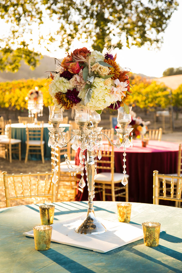 www.santabarbarawedding.com | A. Blake Photography | Flower Arrangements