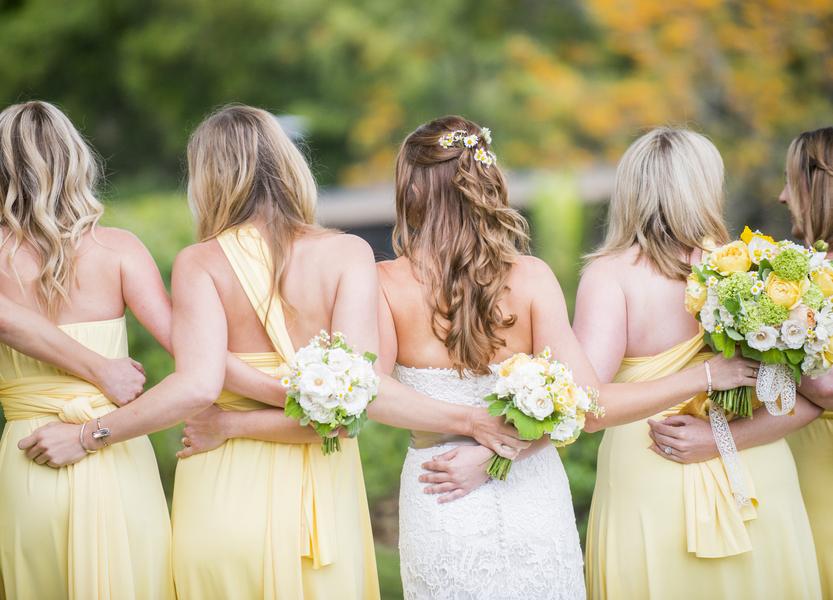 www.santabarbarawedding.com | Willa Kveta Photography | Santa Barbara Polo and Racquet Club | Bridesmaids