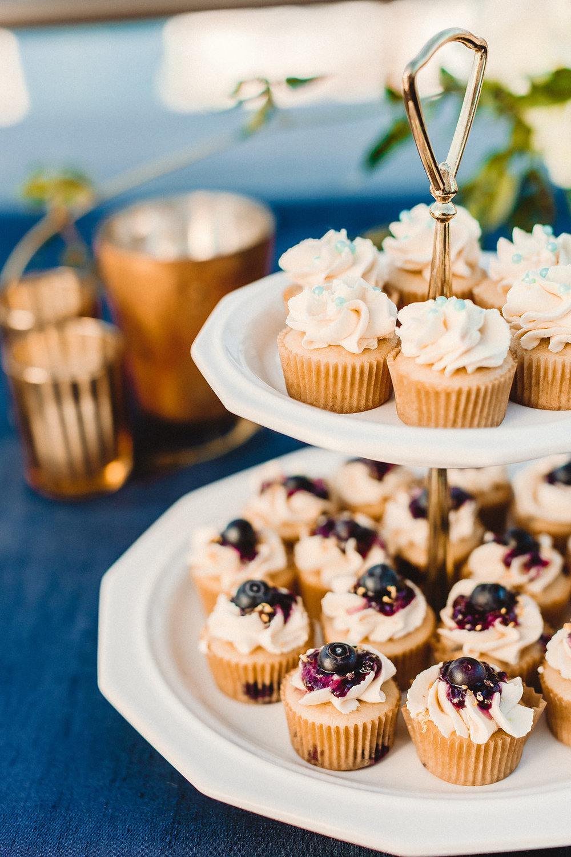 www.santabarbarawedding.com | Rewind Photography | Santa Barbara Maritime Museum | Cupcakes
