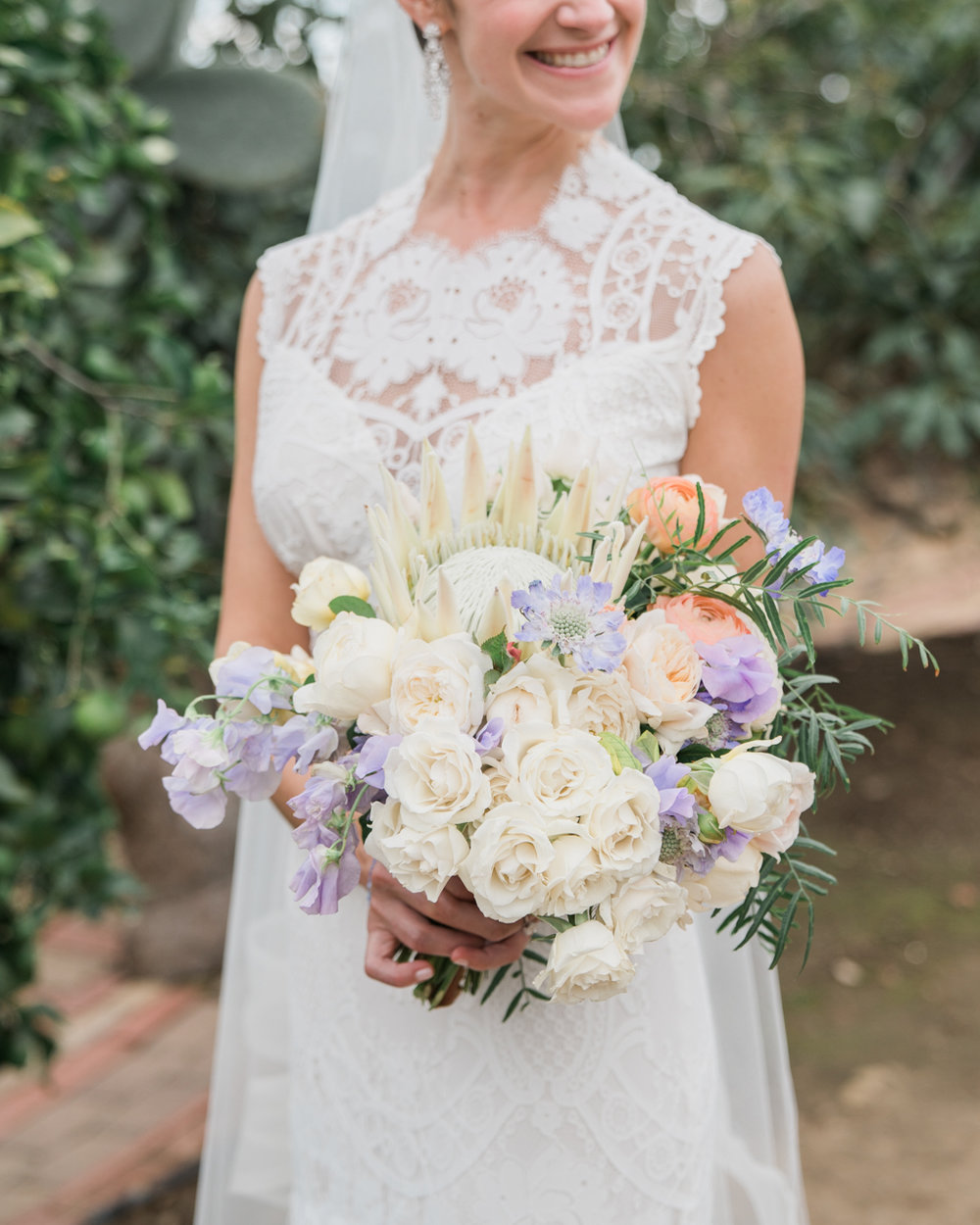 www.santabarbarawedding.com | Percy Sales Events | Brian Saculles Photography | Bridal Bouquet