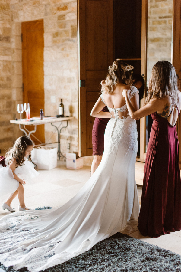 www.santabarbarawedding.com | Grace Kathryn Photography | Sunstone Winery | Bride