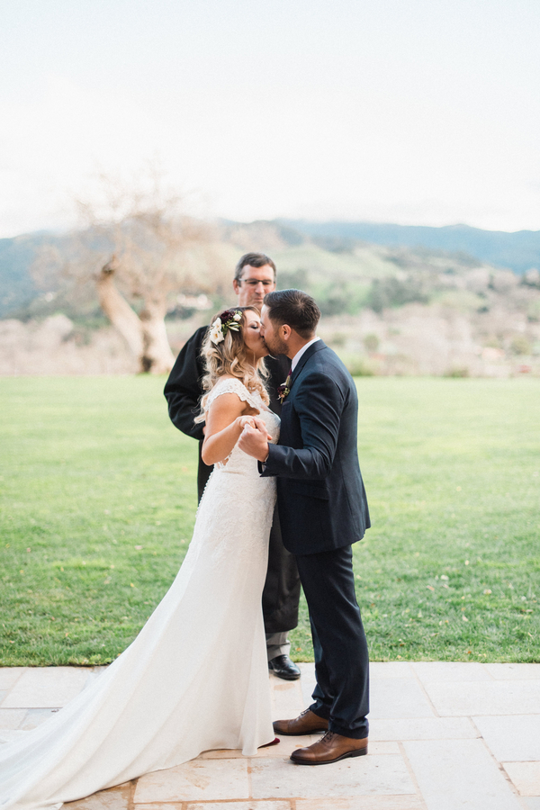 www.santabarbarawedding.com | Grace Kathryn Photography | Sunstone Winery | Ceremony