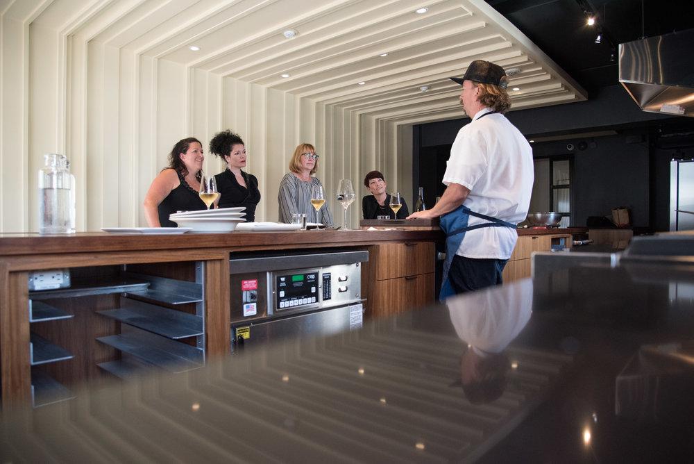 www.santabarbarawedding.com | Redbird Restaurant LA | Wedding Planner meeting | #SBWSMember | Chef Neal Fraser