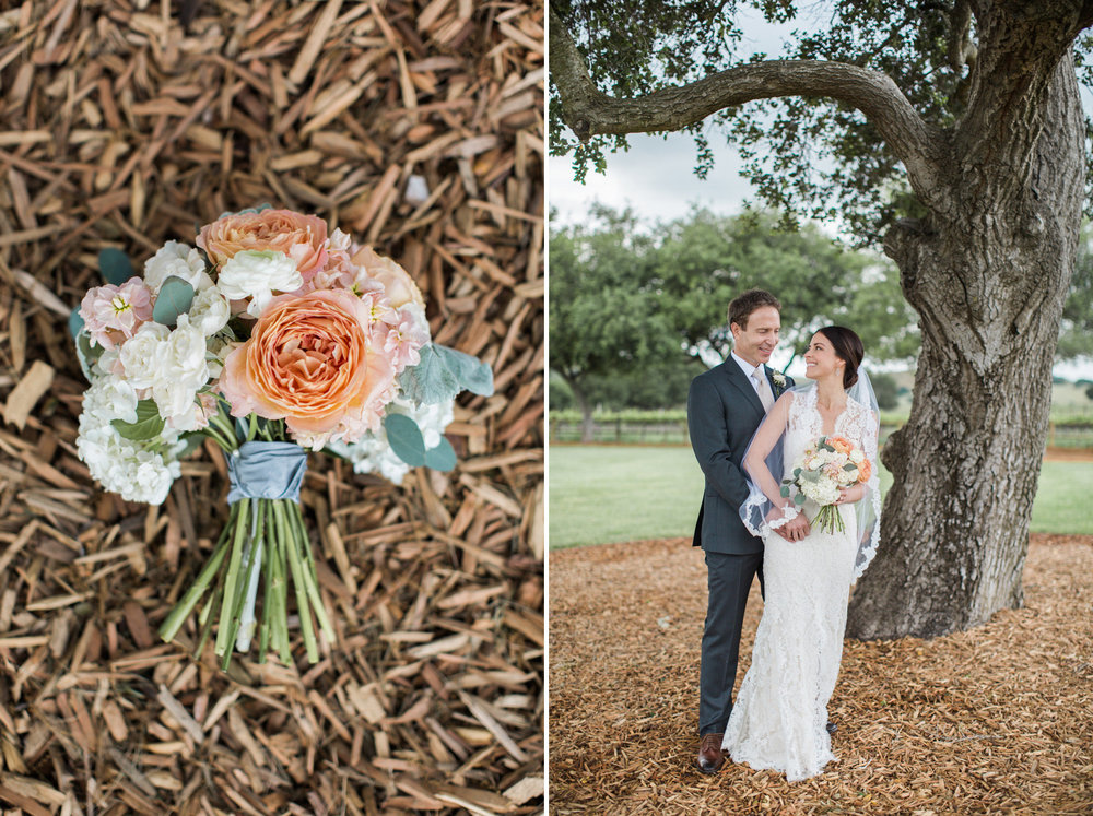 www.santabarbarawedding.com | Anna J Photography | Firestone Vineyard | Bride and Groom