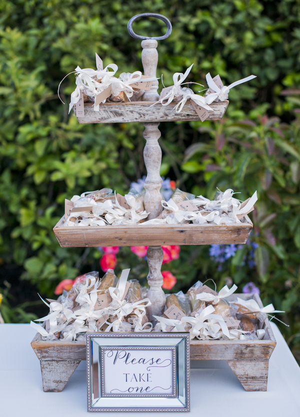 www.santabarbarawedding.com | Willa Kveta Photography | Gerry Ranch | Wedding Favors