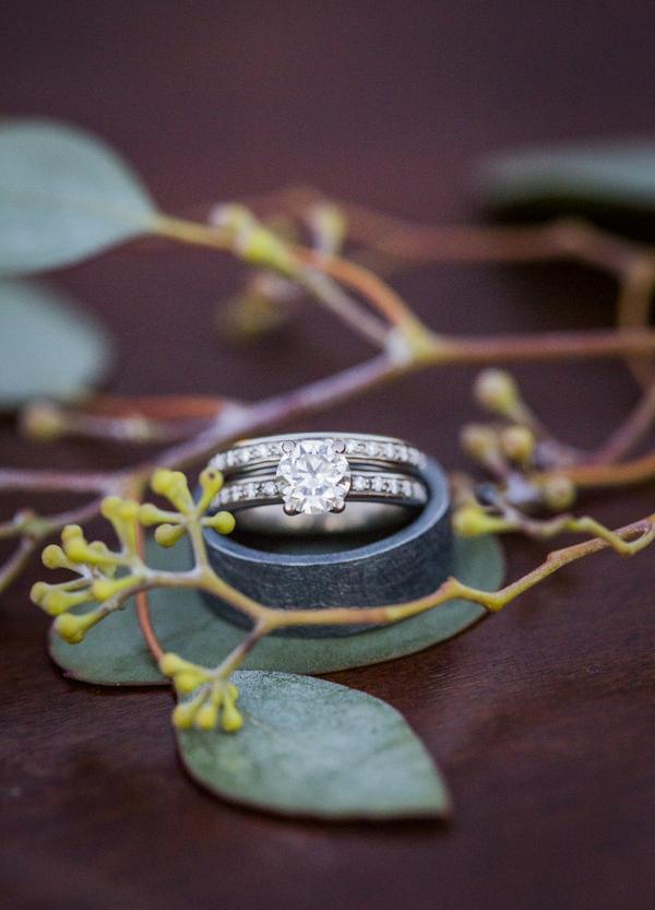 www.santabarbarawedding.com | Willa Kveta Photography | Gerry Ranch | Wedding Rings