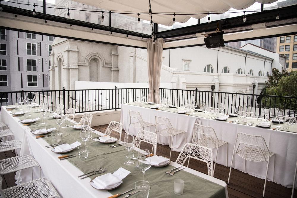 www.santabarbarawedding.com | Redbird Restaurant LA | Wedding Planner meeting | Catering Location | Event Venue Los Angeles
