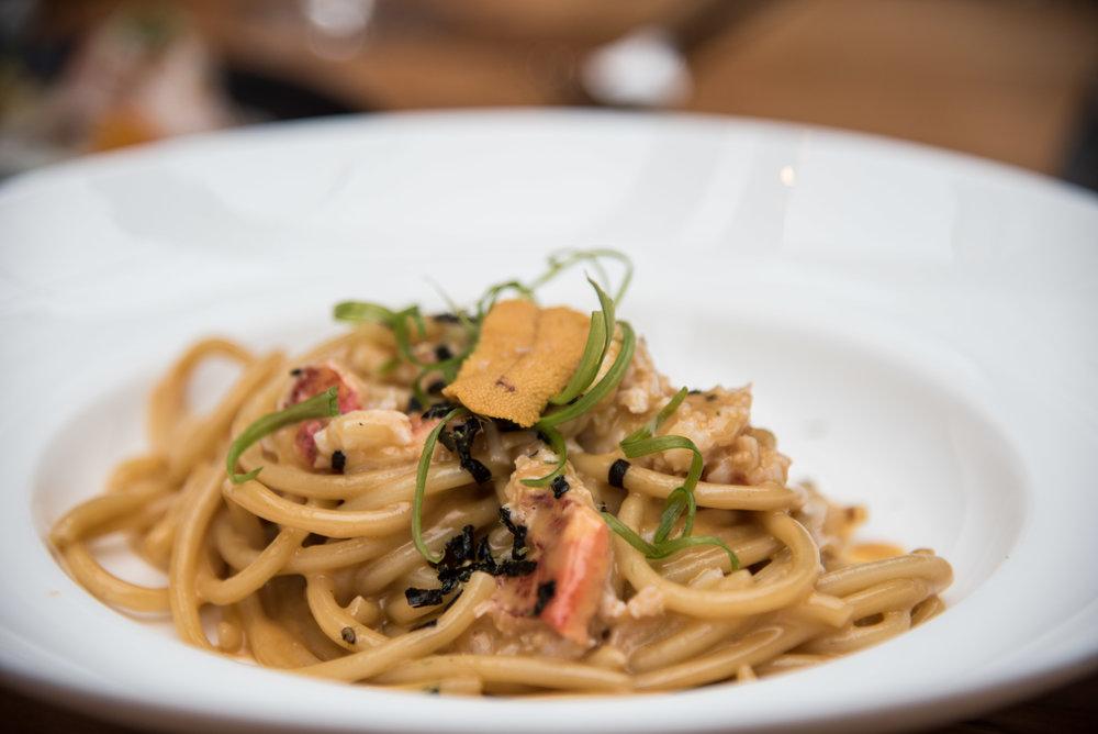 www.santabarbarawedding.com | Redbird Restaurant LA | Wedding Planner meeting | Catering Menu | Buccattini