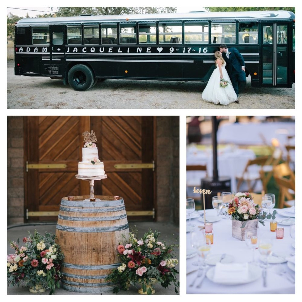 Santa Barbara Wedding Style | Location Spotlight | Winery Wedding | Lincourt Vineyard | Catering Connection | Photography:  Bright Bird Photography