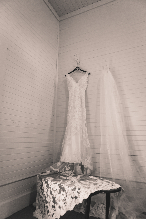 www.santabarbarawedding.com | Kramer Events | Santa Margarita Ranch | Wedding Gown