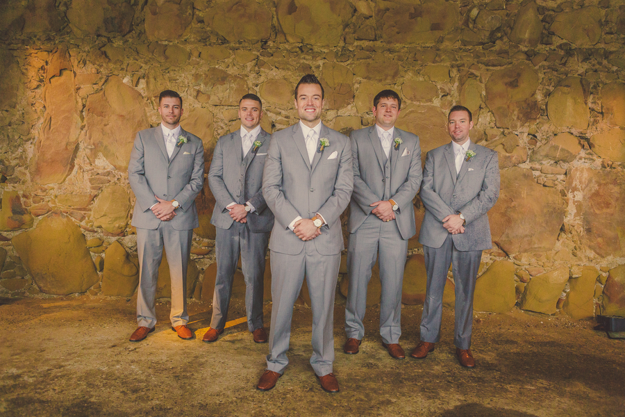 www.santabarbarawedding.com | Kramer Events | Santa Margarita Ranch | Groomsmen