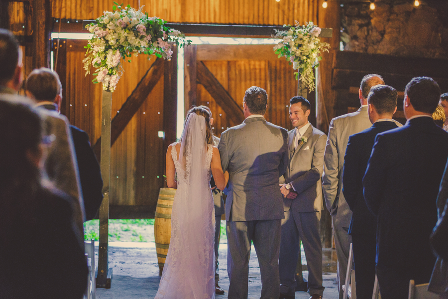 www.santabarbarawedding.com | Kramer Events | Santa Margarita Ranch | Ceremony
