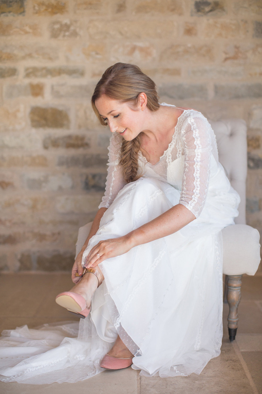 www.santabarbarawedding.com | Anna J Photography | Villa Sunstone | Bride